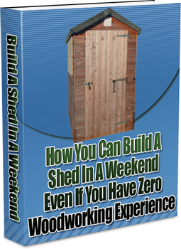 How You Can Build A Shed In A Weekend